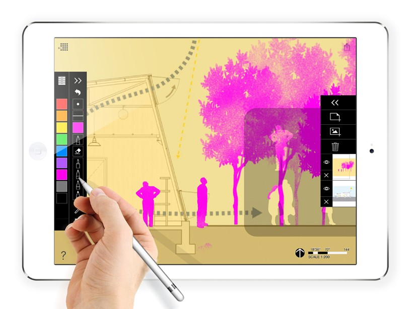 5 Best Drawing App For IPad Pro 2017